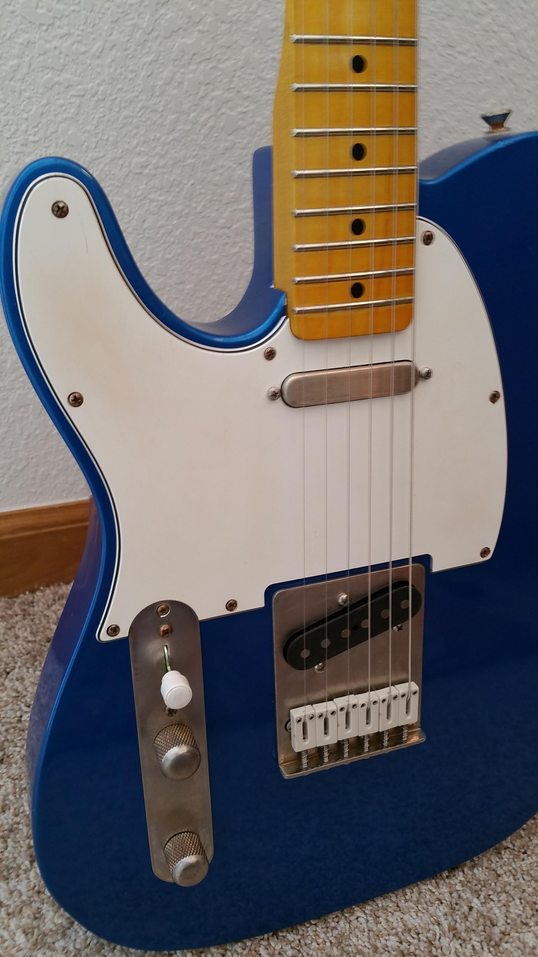 Blue left handed fender telecaster relic ignitewoo blue left handed fender telecaster relic publicscrutiny Gallery